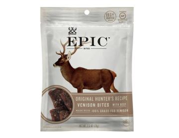 Epic Venison Beef Bites at Kroger