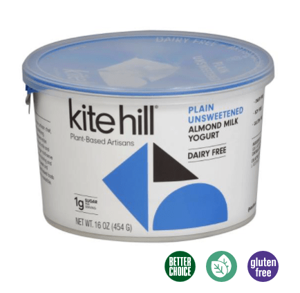 Kite Hill Almond Yogurt