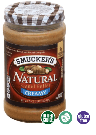 Peanut Butters from Publix