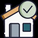 Mortgage markets icon