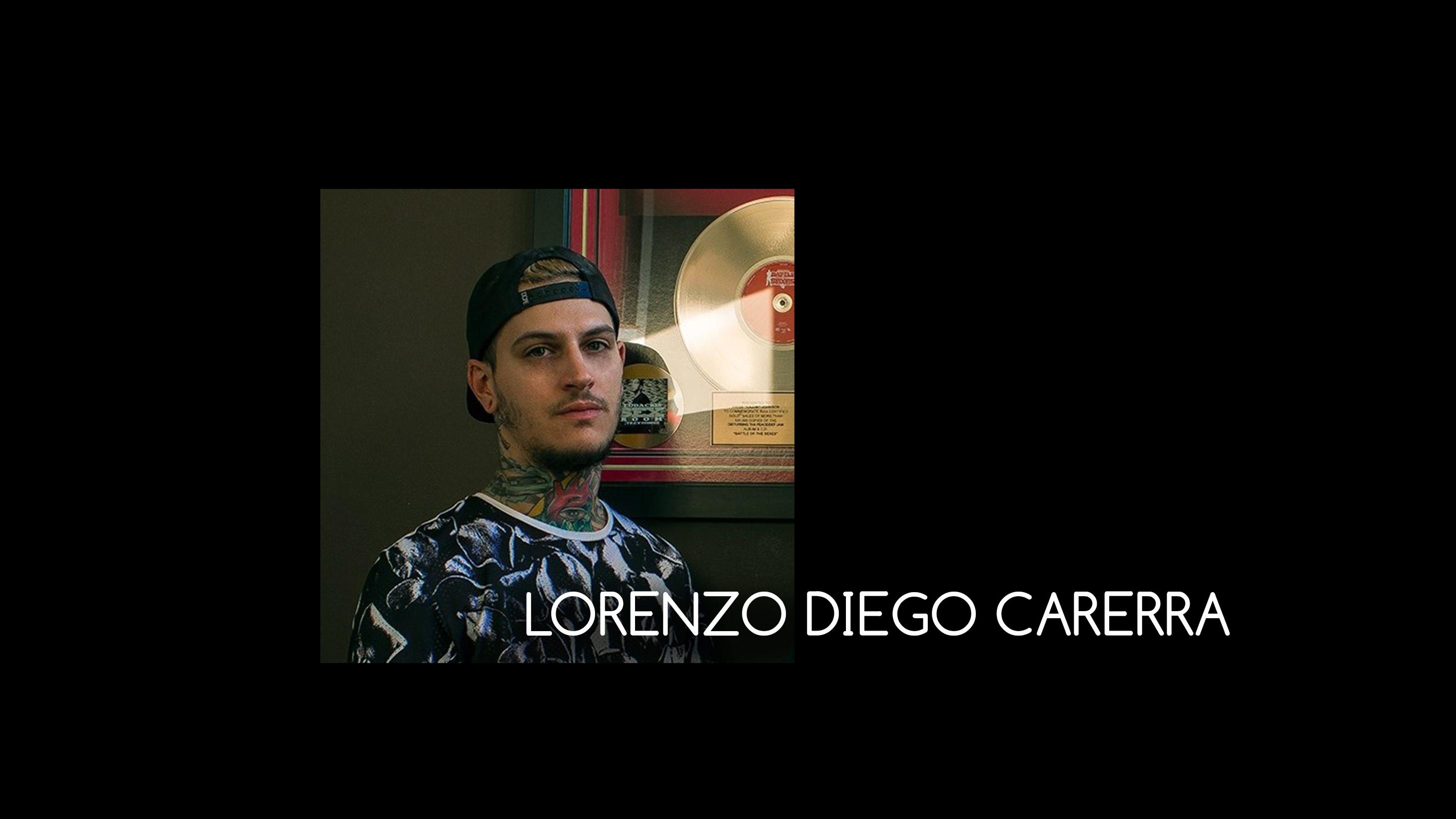 Curry X Lorenzo Diego Carrera