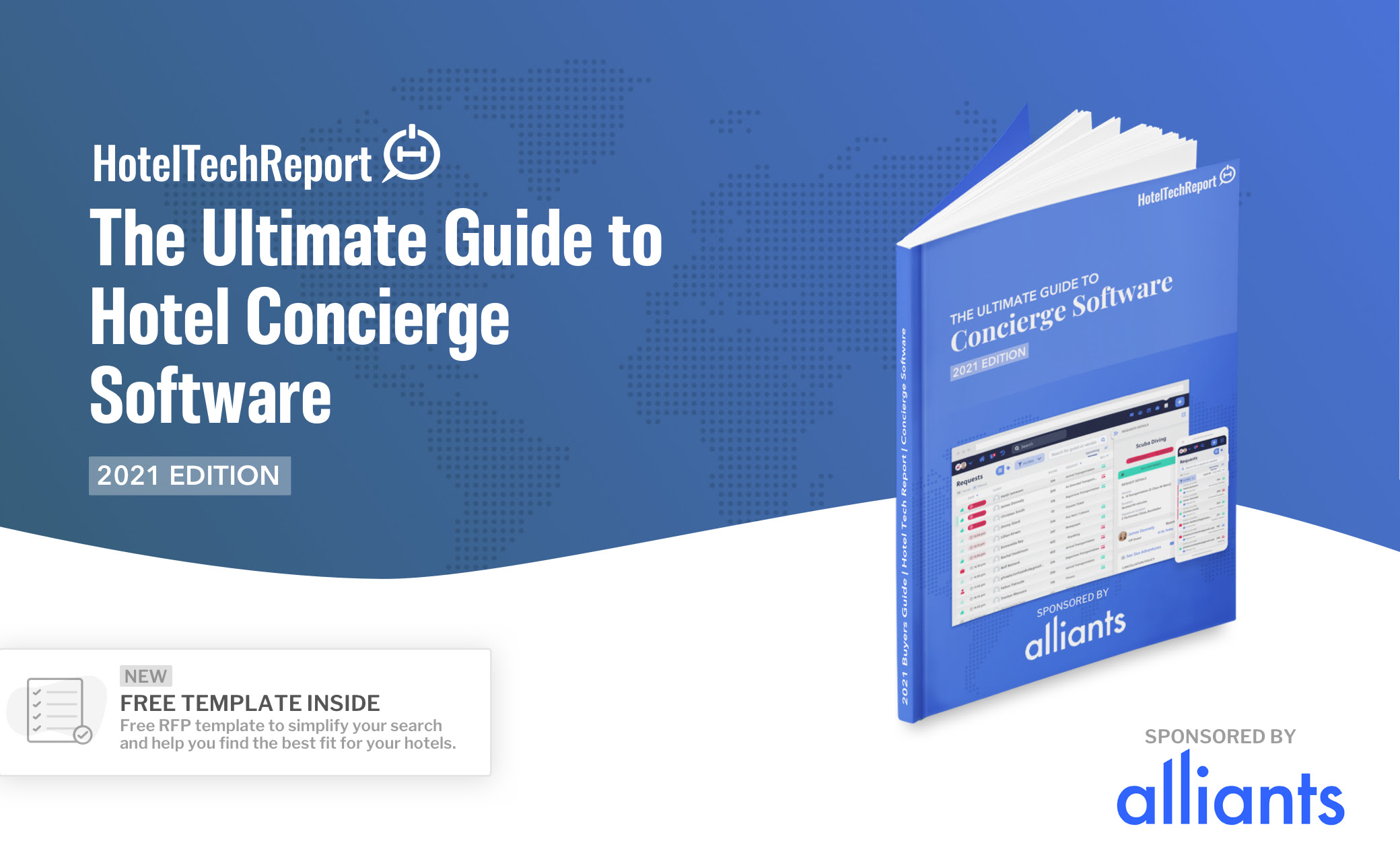 Concierge buyers guide