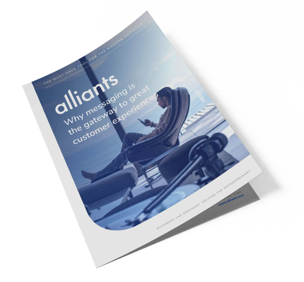 White Paper - Why Messaging is the gateway to great customer experiences