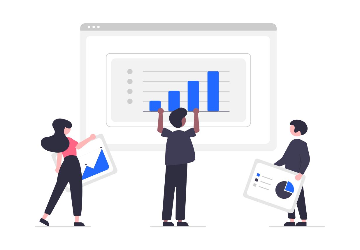 data growth illustration