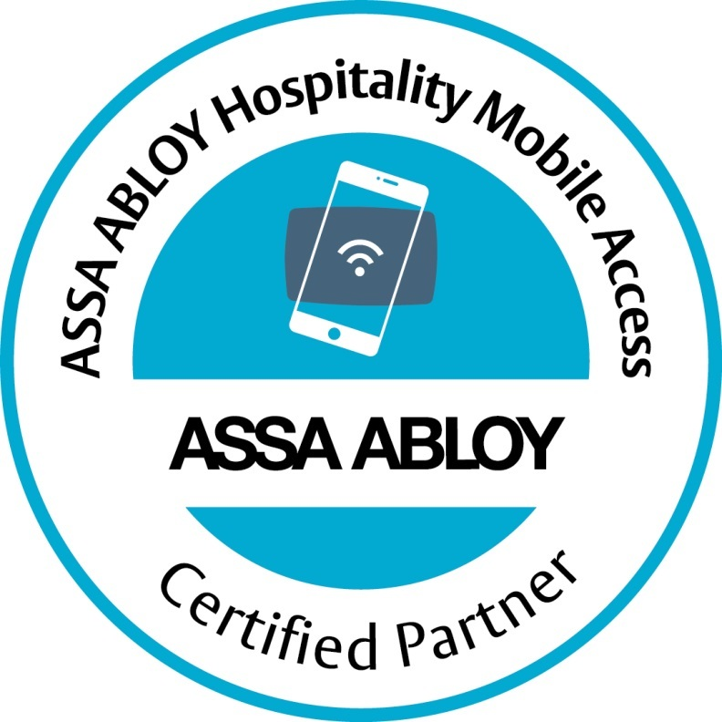 Certified Partner of Assa Abloy logo