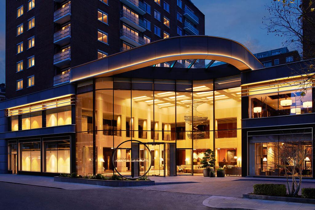 Nobu Hotel London Portman Square Exterior