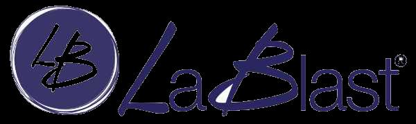 LaBlast Fitness Class Logo