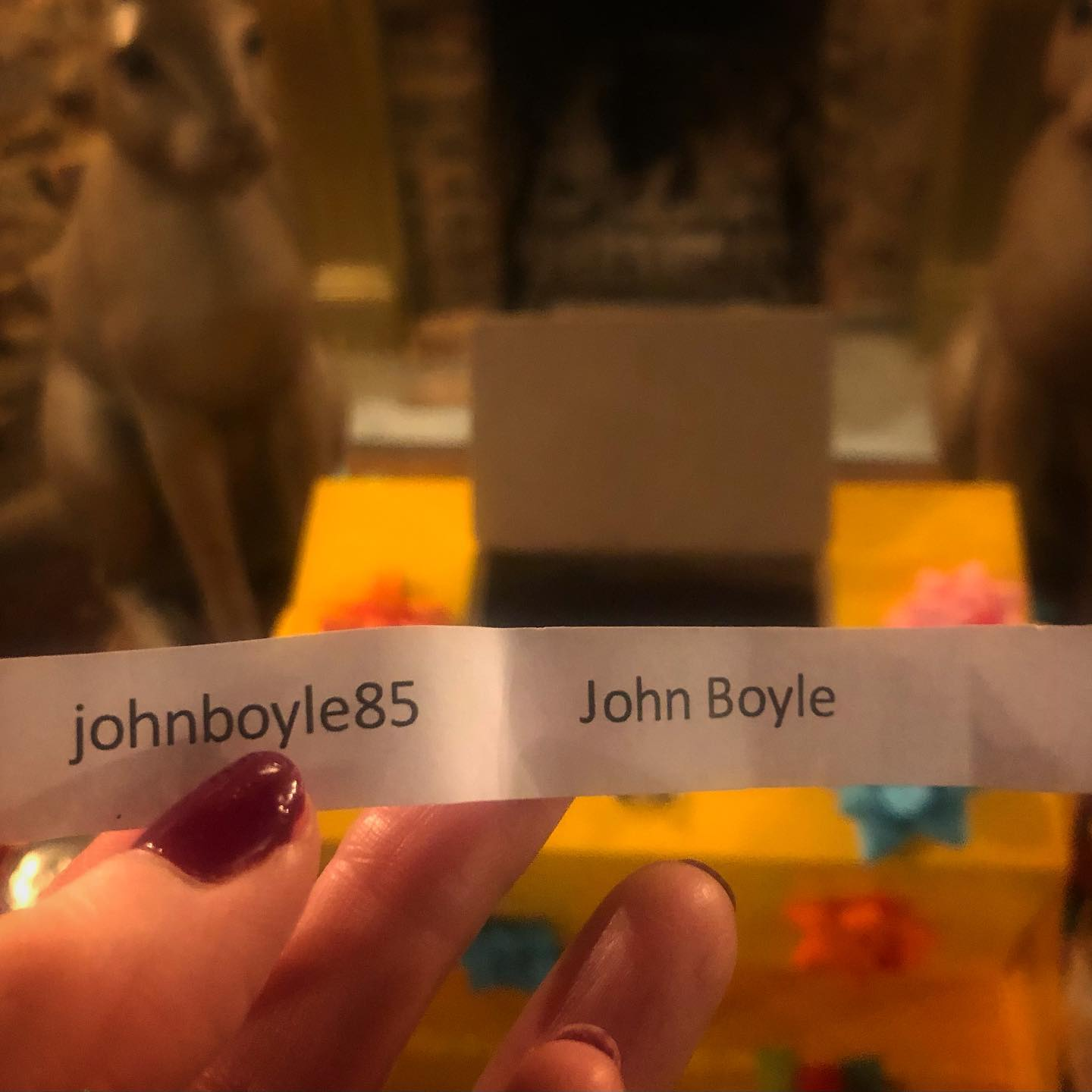 WELL we were feeling so festive for our 1st birthday weekend, and as we had well over 200 entries to our draw, we decided to pick out another two names!  Congrats @hpelling  and @johnboyle85 - you both get a cheeky little runner up prize from us! 👌🏼💫💪🏼🍻🥳  #happybirthday #happybirthdaytous #london #competition #islingtonpubs #competitiontime #pubsofinstagram #partytime🎉 #partyparty #londonpubs #lockdownparty #goodtimes #birthdaygiveaway #lockdownpub #essexroad #canonbury #hackney #localpub #staysafeeveryone #londoncocktails #hellolondon #freebies #supportlocal #supportlocalbusiness #pubsoflondon #londonbylondoners