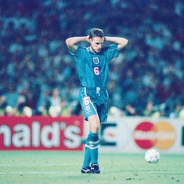 This week is exactly 25 years since that saddest of nights when we dared to dream on home ground but were cruelly denied by the right foot of the Aston Villa man who would one day be manager of England. 😢 🏴 🇩🇪 ⚽️ 🥅 👀 So, can you face more heartbreak? Do we even want to win tonight and face the Group of Death winners next week? Who knows! 🤷🏽♂️ It's a funny old game and we're mad to care so much but we wouldn't have it any other way. 👍🏼 Join us tonight for either a fist-pumping night of adrenaline and national pride or the familiar stomach-churning, hand-wringing despondency of another mediocre performance. We're not taking any more bookings with a few spots left for those who make it down early.  💪🏼⚽️🙌🏼🍻🍽😂😔🥰  #itscominghome #itsnotcominghome #football #euros2021 #islington #pubsofinstagram #londonpubs #pubsoflondon #matchpint #sports #pub