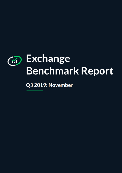 Exchange Benchmark Q3 2019