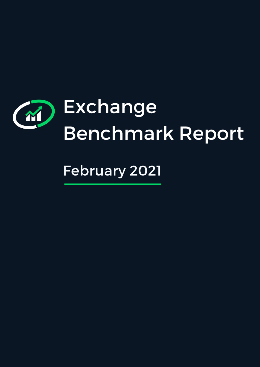 Exchange Benchmark February 2021