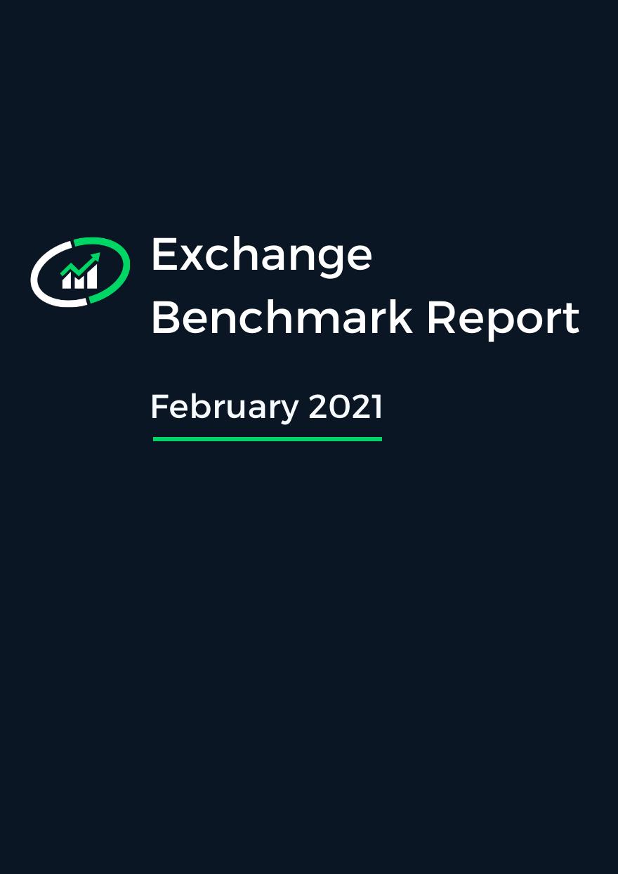 Exchange Benchmark February 2021