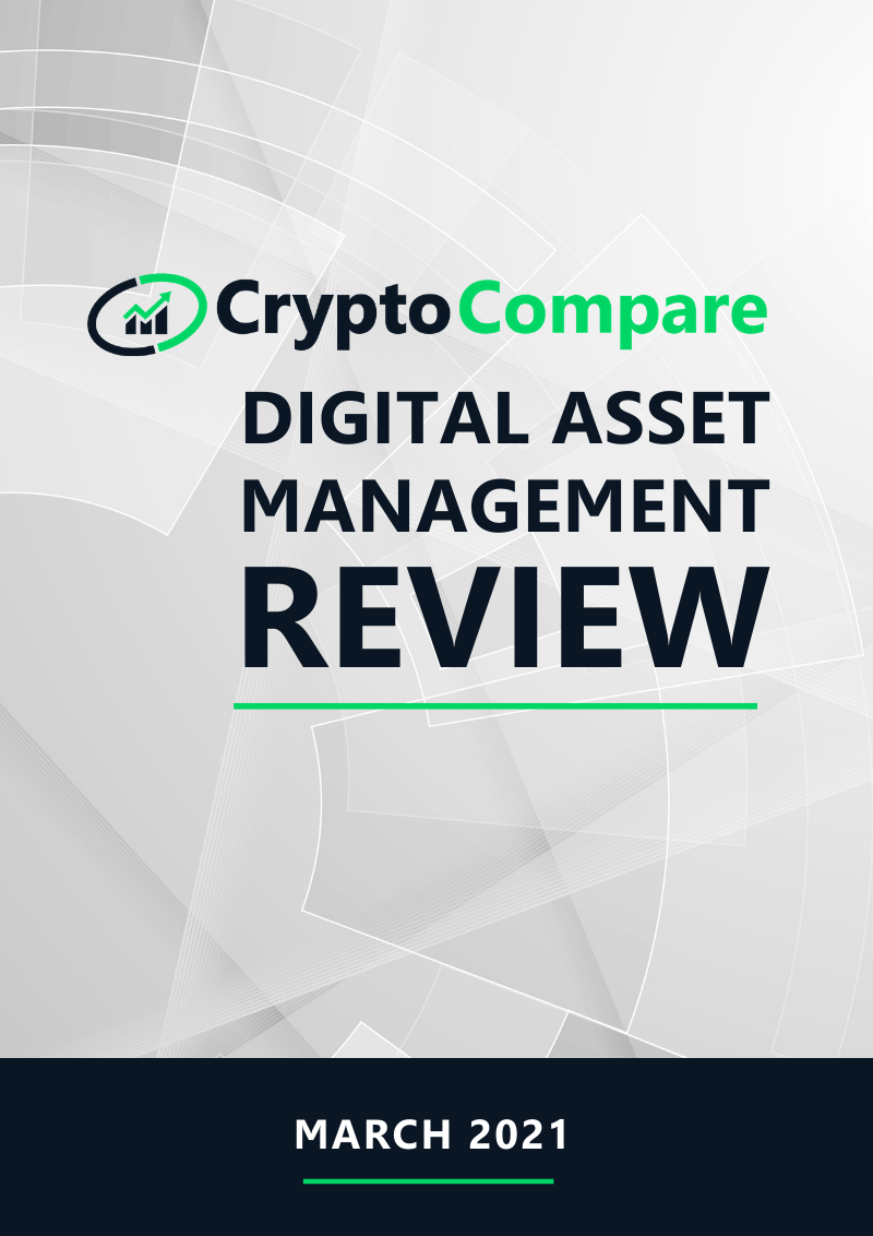 Digital Asset Management Review - March 2021