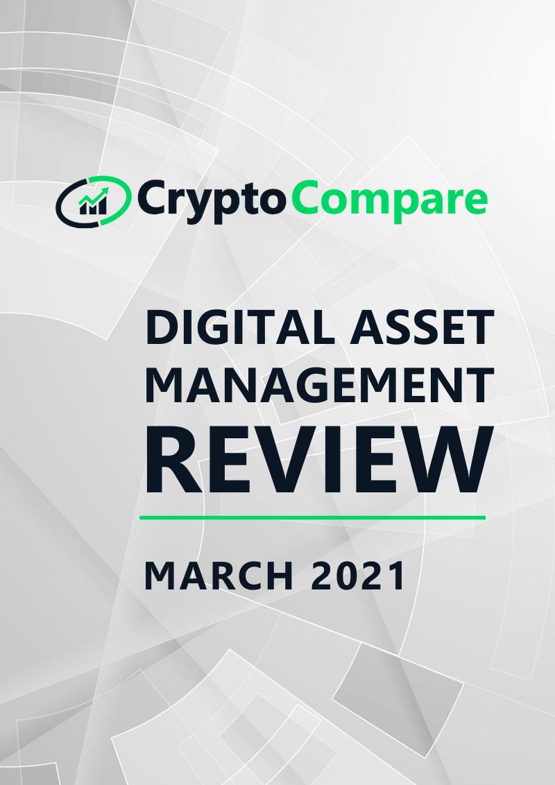 Digital Asset Management Review - March 2021