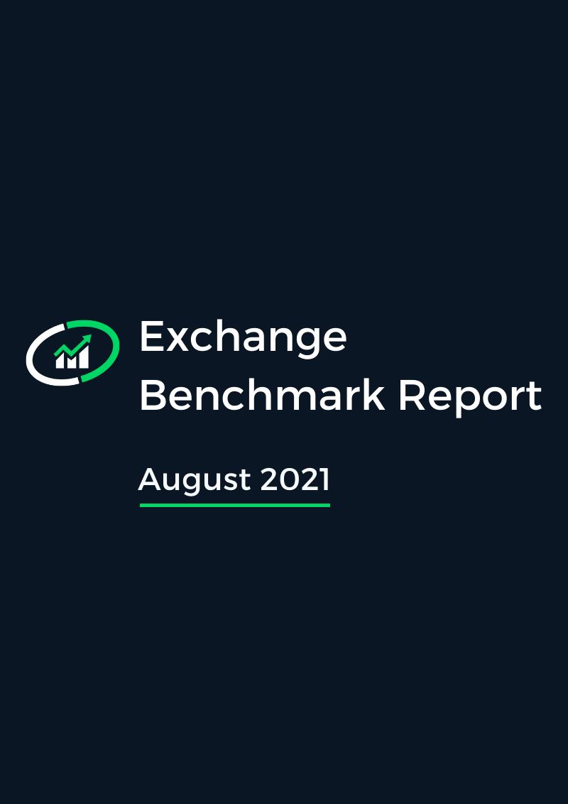 Exchange Benchmark August 2021