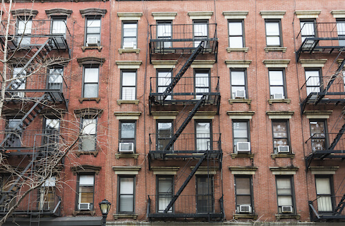 Apartment Tenant Injury