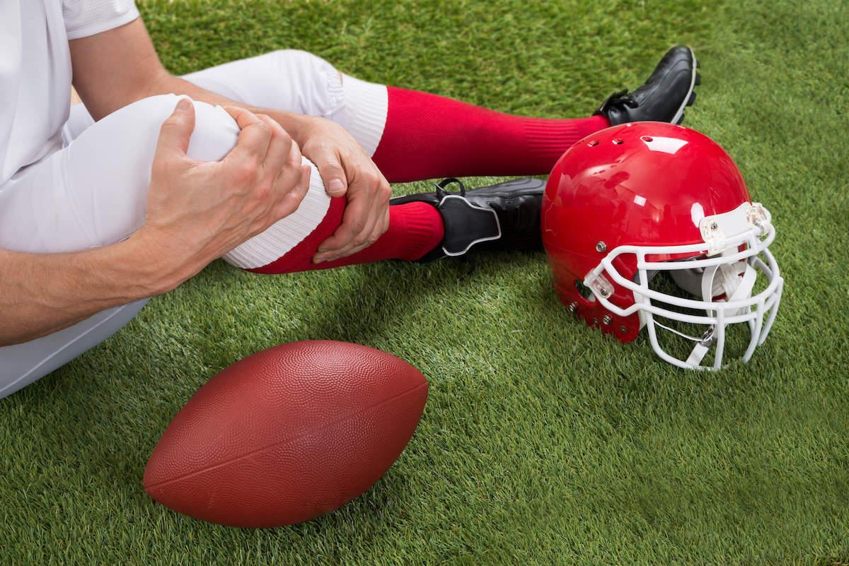 High School Football Injury