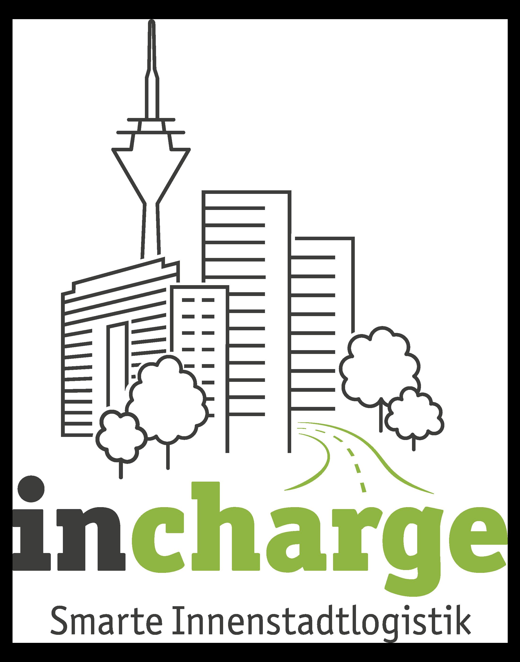 Logo incharge - Smarte Innenstadtlogistik