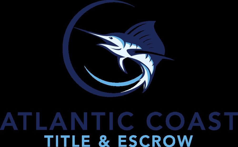Atlantic Coast Title & Escrow logo