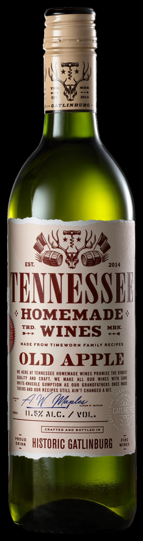 Tennessee Homemade Wines Old Apple Wine