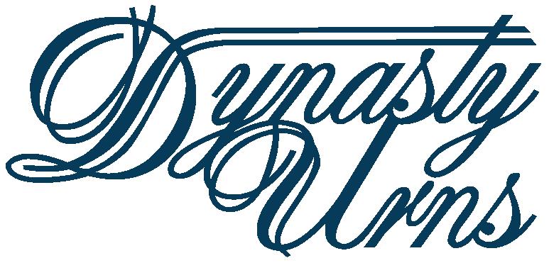 Dynasty Urns blue logo