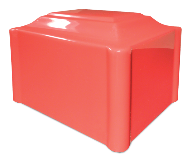 Custom Urn Color - 911 Red