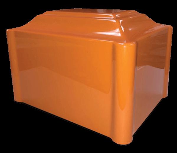 Custom Urn Color - Rust Orange