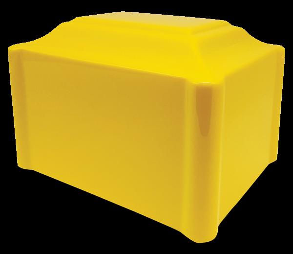 Custom Urn Color - Yellow Rose