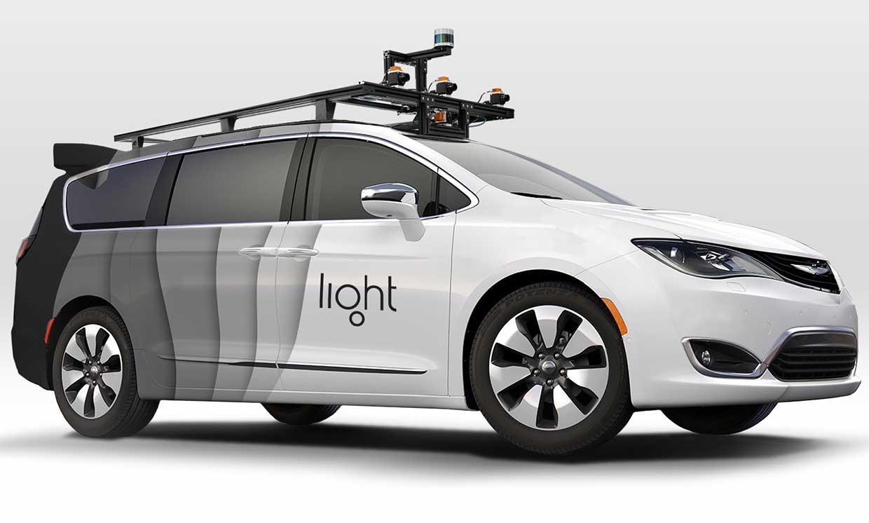 Will Camera Startup Light Give Autonomous Vehicles Better Vision than Lidar?