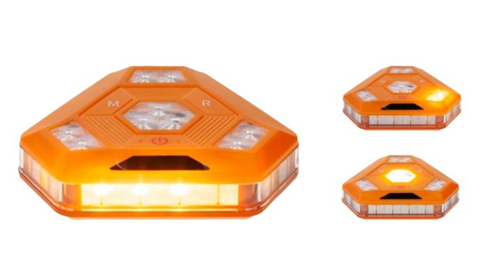 LightShield — Sistema di segnalazione a LED di emergenza