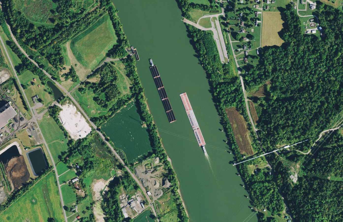 Updated Aerial Imagery in the US