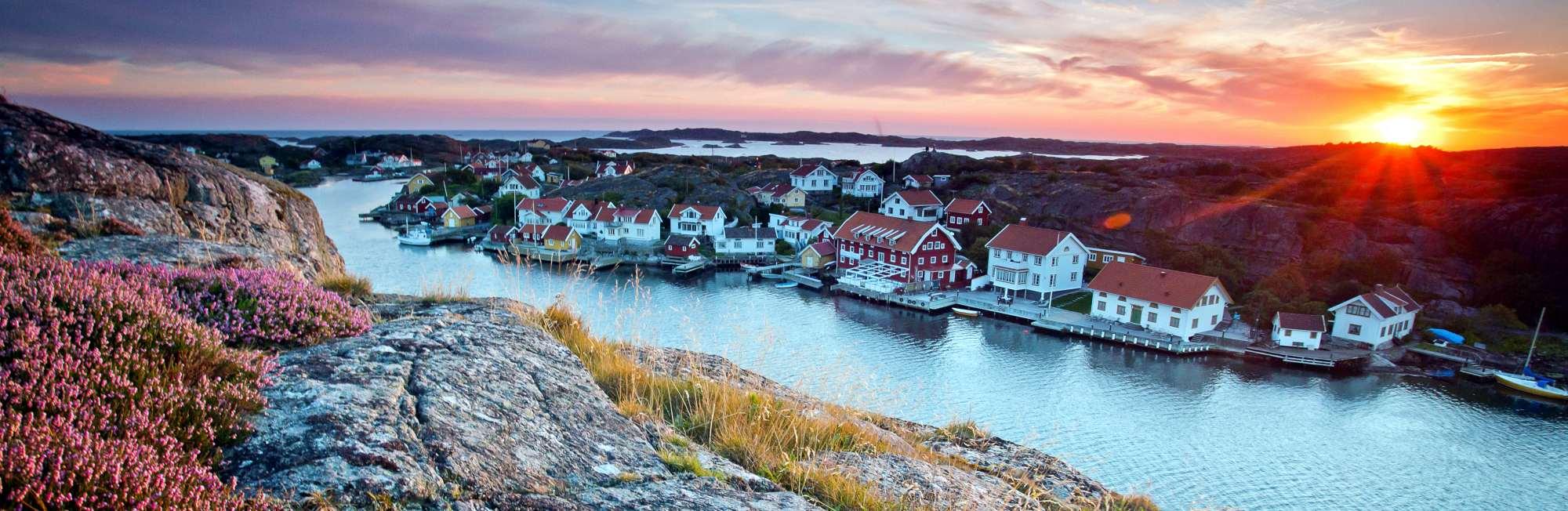 Schwedische Landschaft