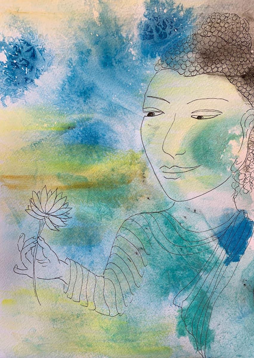 Indu Varma - Serenity step 1