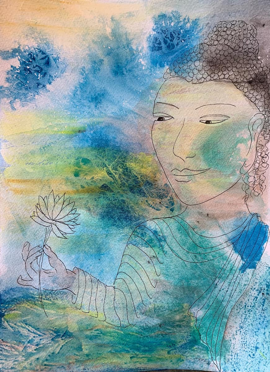 Indu Varma - Serenity step 2
