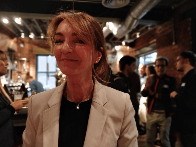 Dawn Dunn, Organiser of FinTech Friends