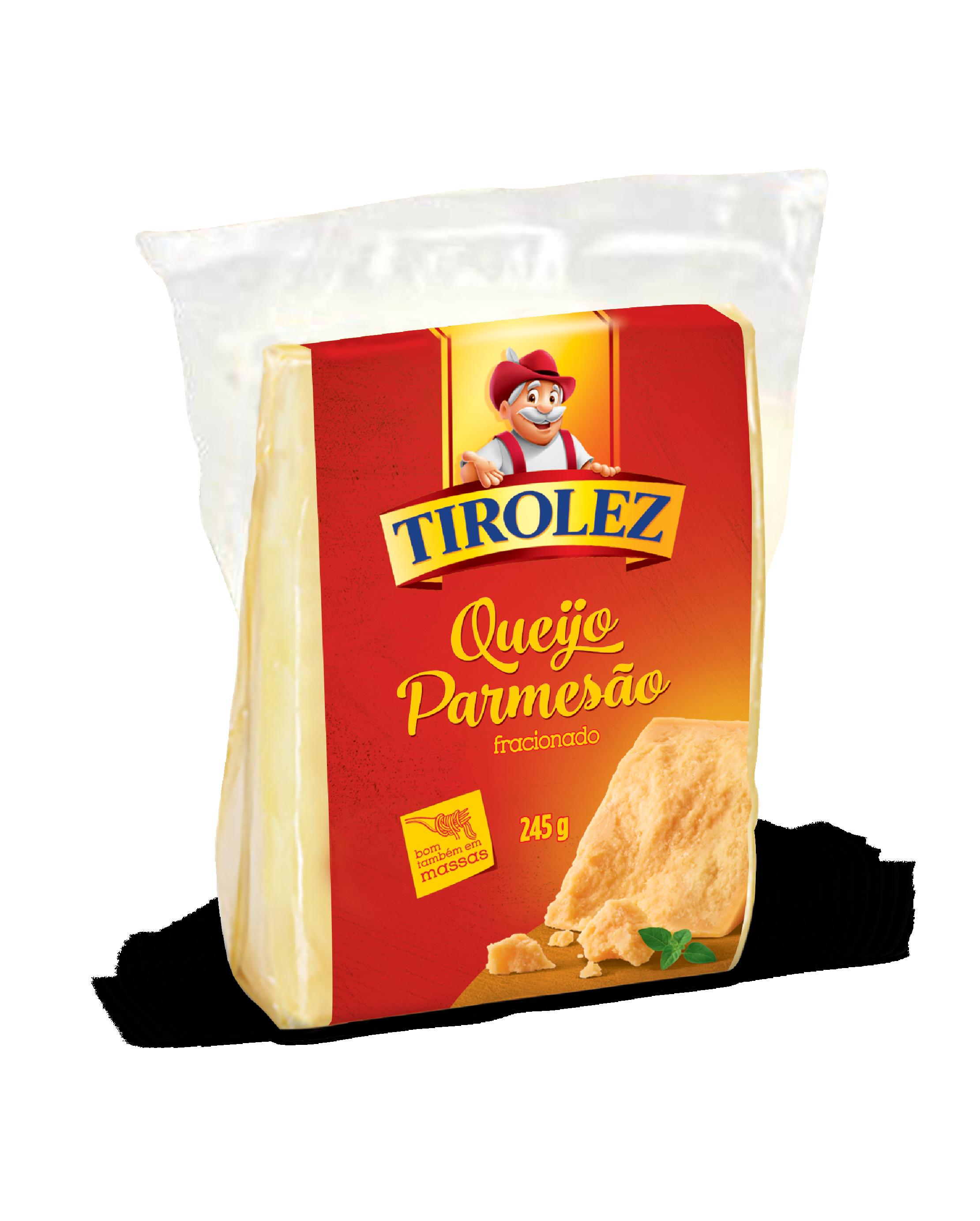QUEIJO PARMESAO Tirolez 245g