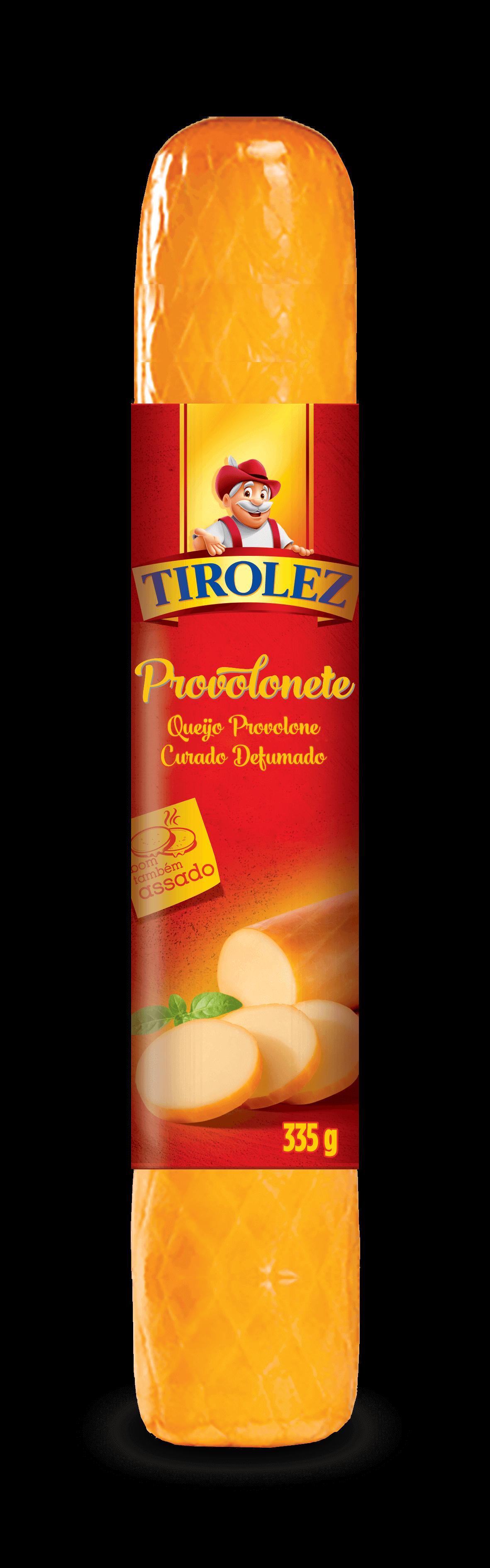 QUEIJO PROVOLONETE Tirolez 335g