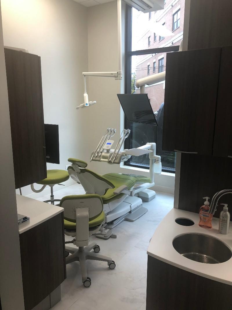 inside of gleam office