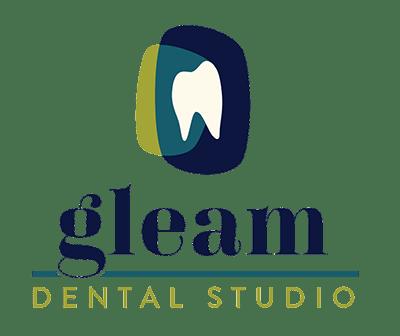 gleam dental logo