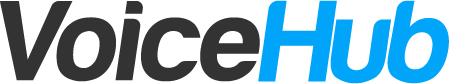 VoiceHub logo