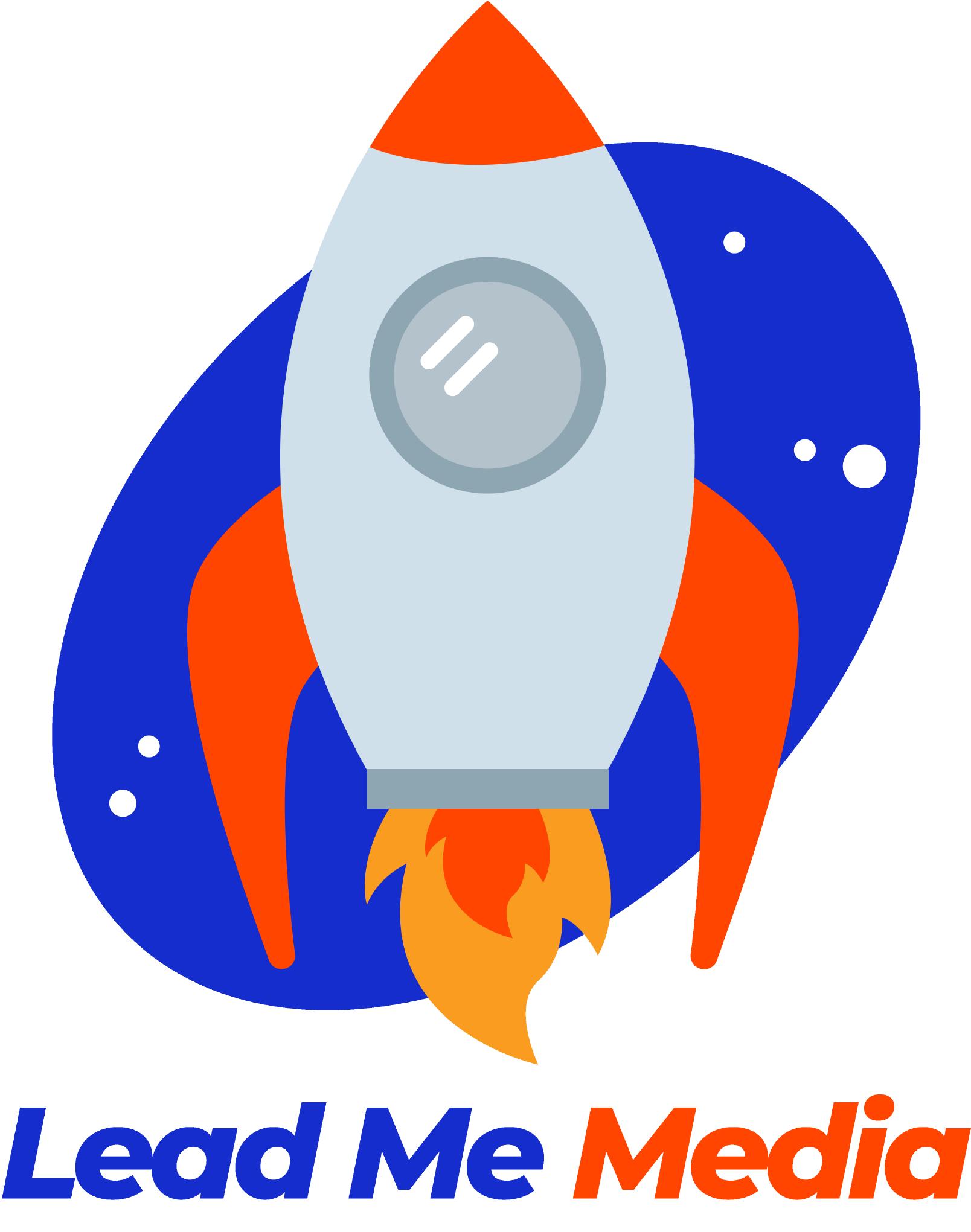 lead me media color logo