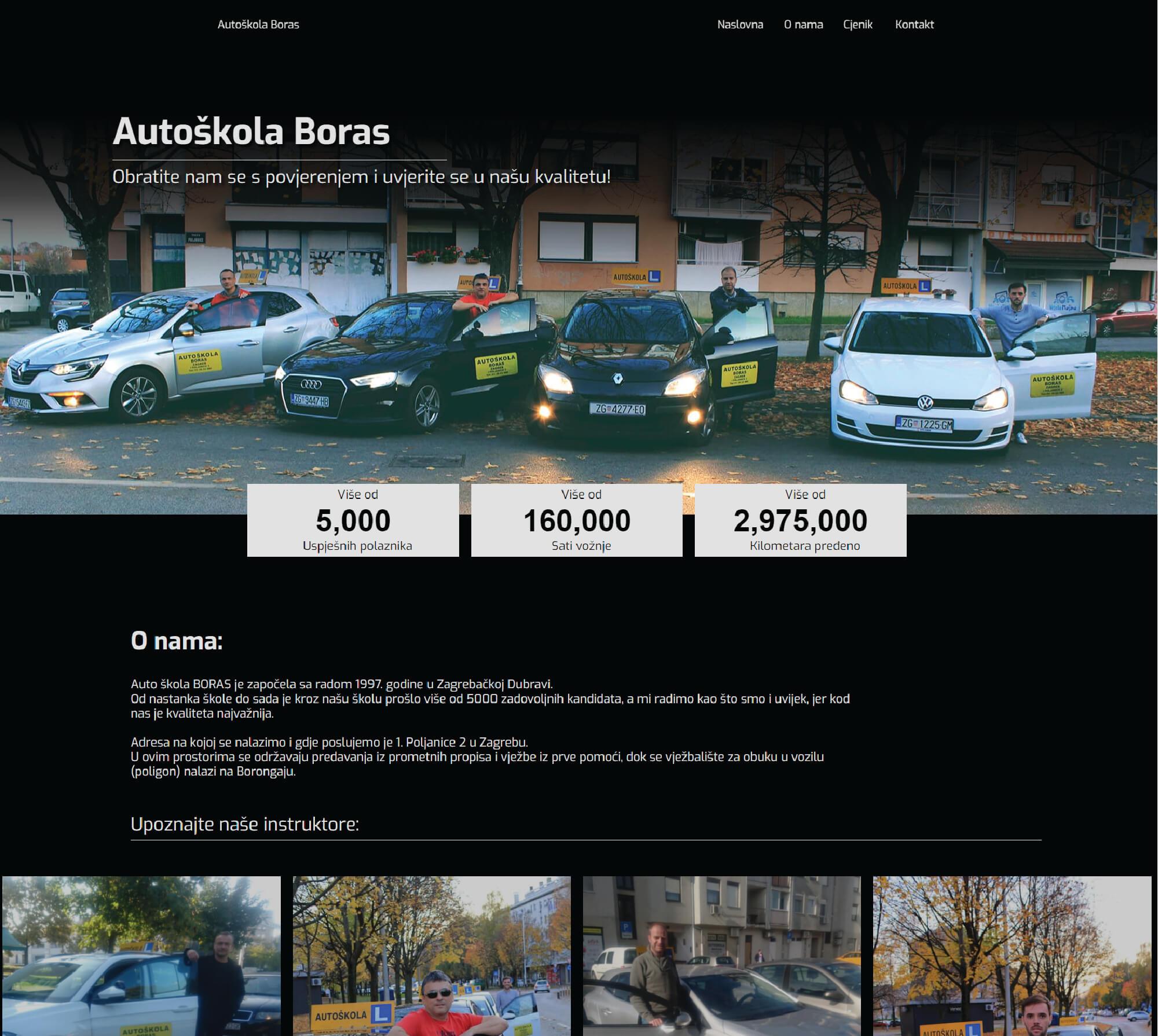 Autoskola-Boras