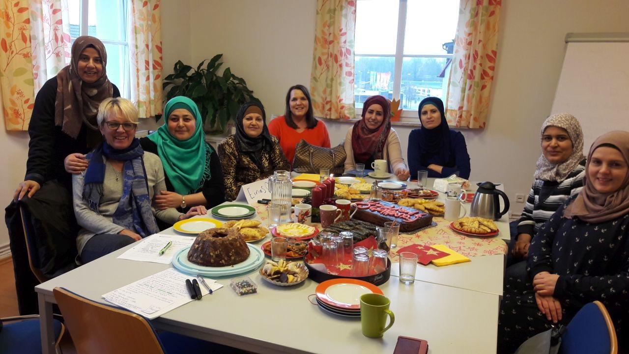 Geschwister-Gummi-Stiftung – Interkultureller Frauentreff