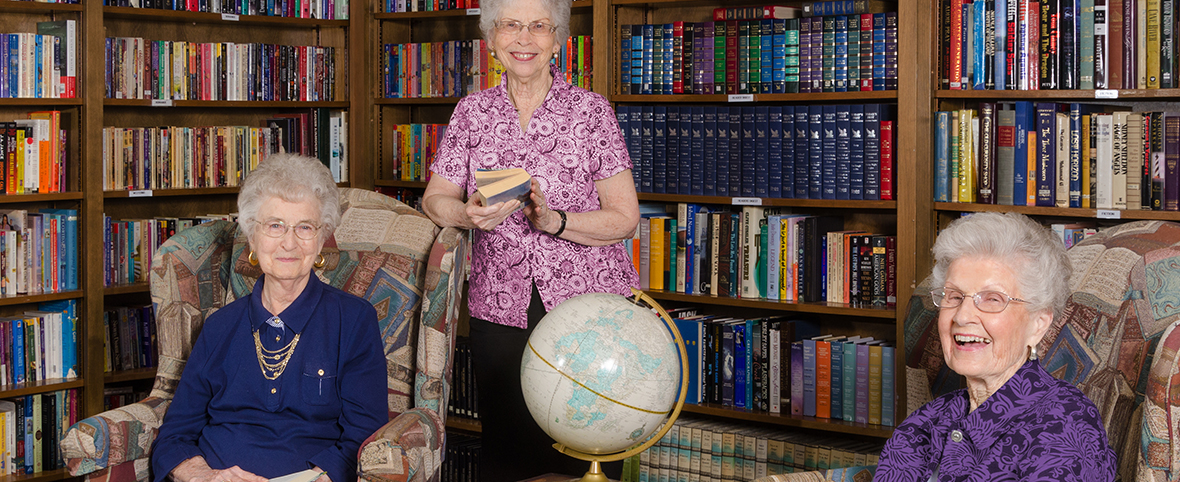 Why Seniors Should Check Out The Local Library