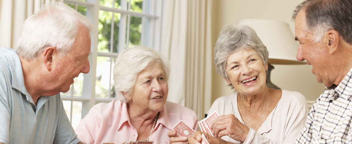 4 Reasons To Add A Deck Of Playing Cards To Your Assisted Living Apartment