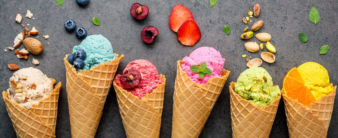 Five Fun Ways To Beat The Heat With Ice Cream This July