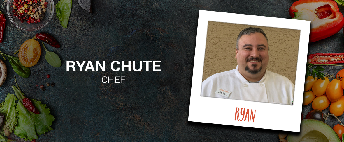 Meet Chef Ryan Chute And Mark Your Calendars For Our Culinary Event