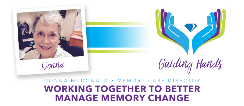 Bethesda Gardens Phoenix Team Member Makes Significant Impact On Residents Dealing With Memory Change.