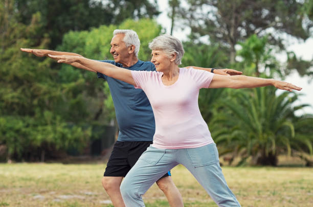 Simple Stretches Seniors Can Do To Improve Range Of Motion