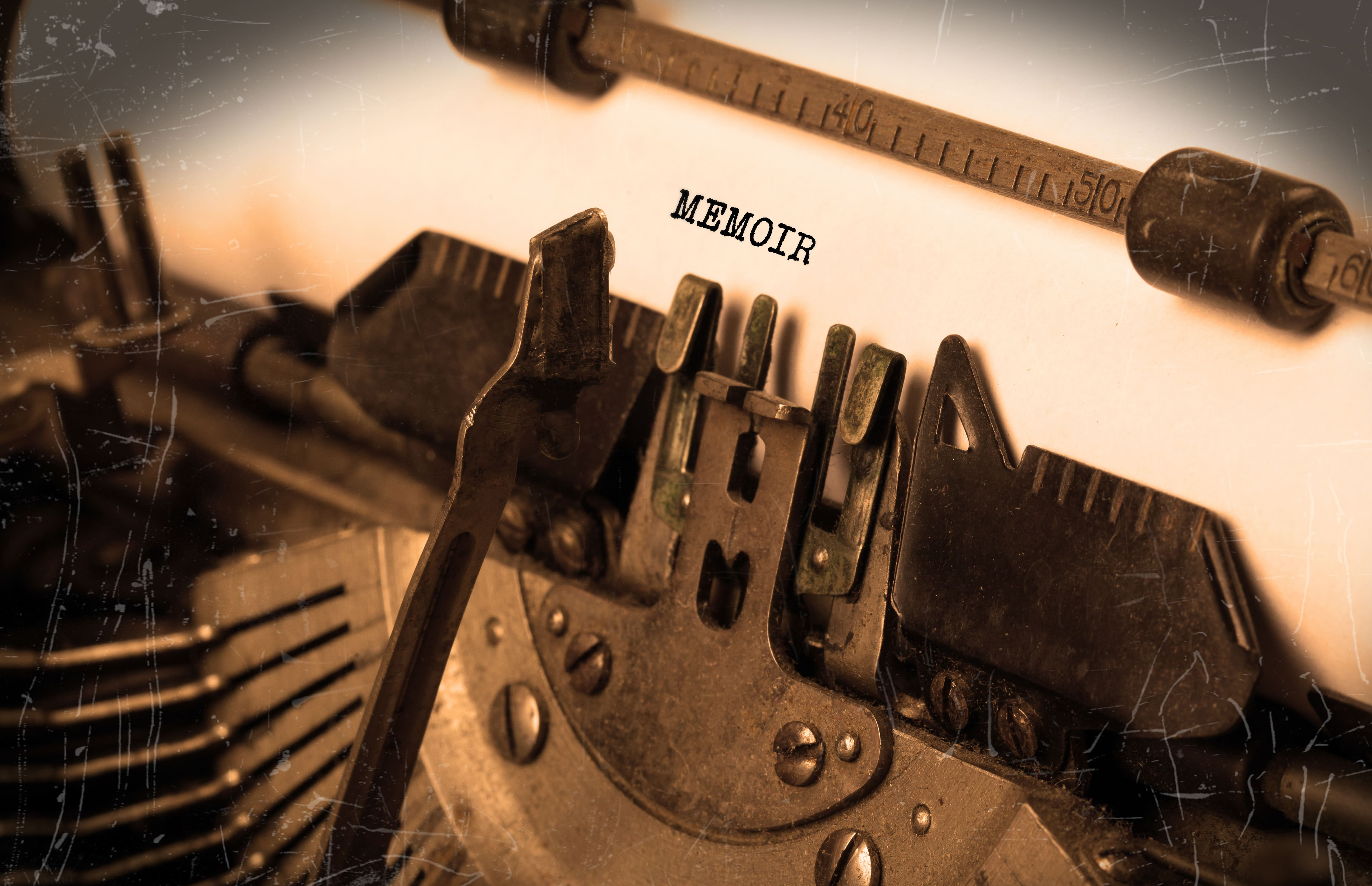 4 Tips for Writing Your Memoirs